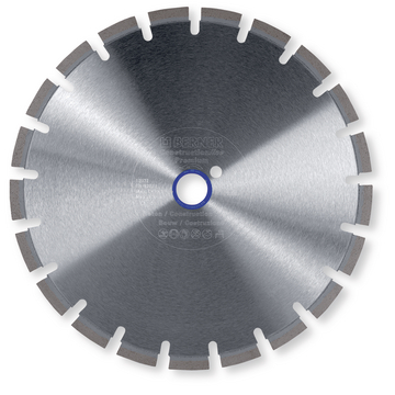 Disc diamantat de tăiat Constructionline Premium 450 x 25,4 mm